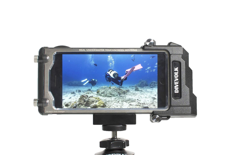 DIVEVOLK Underwater Touchscreen compatiable Professional