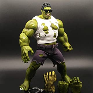 Anime Toy Hulk PVC Realistic Model Home Personality DecorationExquisite Gift 26cm Anime Collectible SouvenirsrationAvenger...