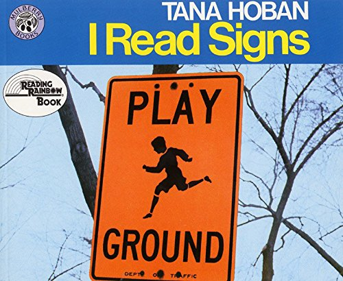 TRADEBOOK, I READ SIGNS, KINDERGARTEN (Reading Rainbow Books)
