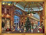 Adventskalender 'Christmas Shopping': Papier-Adventskalender