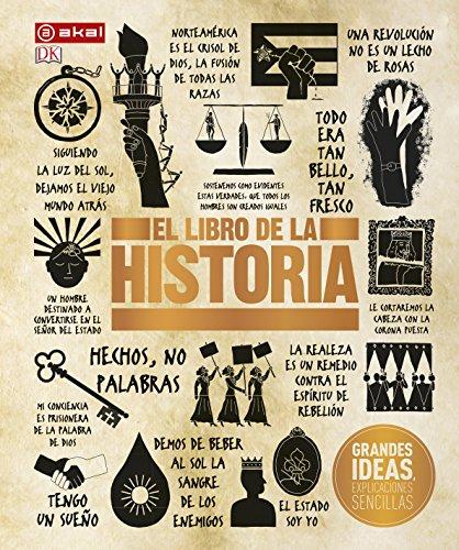 El libro de la Historia: 45 (Grandes temas – Gran formato)