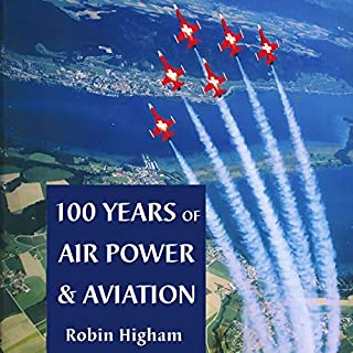 100 Years of Air Power and Aviation cover art
