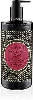 Body Wash, Jojoba Oil and Vitamin E Moisturizing Body Hand Cleanser for Women, Luxury Flower Shower Gel for Dry Skin, Mor Emporium Classics Flower Shower Gel Aroma 500mL / 16.9 fl. Oz