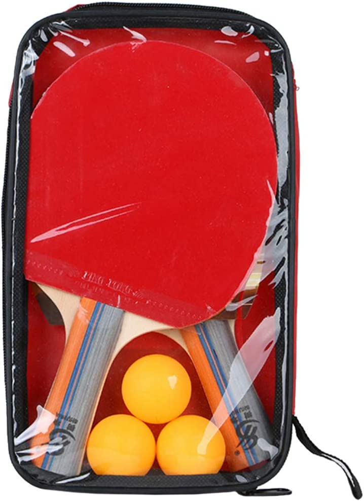 BESPORTBLE Outdoor Ping Pong Paddle Table sale Tennis B Over item handling ☆ Racket