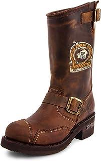 Sendra Boots - 3565 Steel Mad Dog Tang