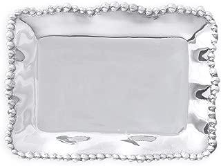 Beatriz Ball Giftables Organic Pearl Rect Tray