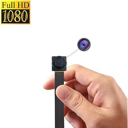 Mini HD 1080P Versteckte Kamera WIFI Spy Camera Spycam IP Kamera überwachungs DE
