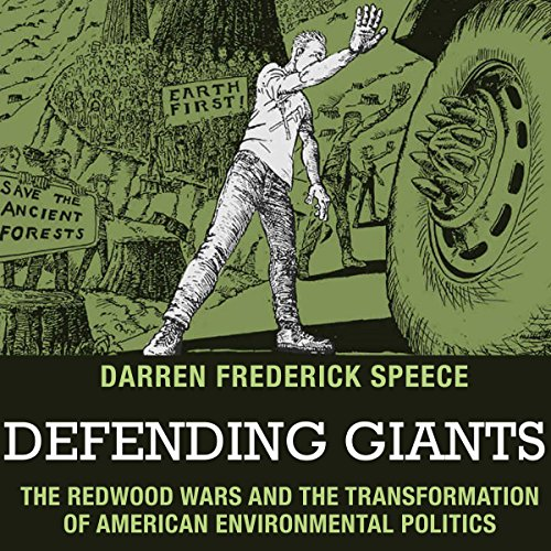 Defending Giants audiobook cover art