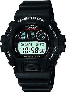 Casio G-Shock Tough Solar Black Digital G6900-1D Watch