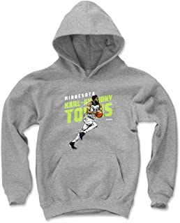 500 LEVEL Karl-Anthony Towns Minnesota Basketball Kids Hoodie - Karl-Anthony Towns Drive