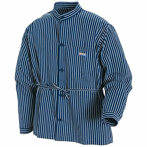 Blakläder 325011258810s bata de carpintero talla S Marino Azul/Blanco