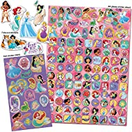 OFFICIAL PRODUCT - Official high-quality Mega Sticker Pack featuring all of your favourite Disney Princesses and various designs and captions. We use the best materials to ensure that our stickers are wonderfully detailed and coloured, and with a fan...
