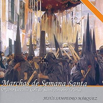 Marchas de Semana Santa. Órgano Cavaillé Coll de Saint Antoine