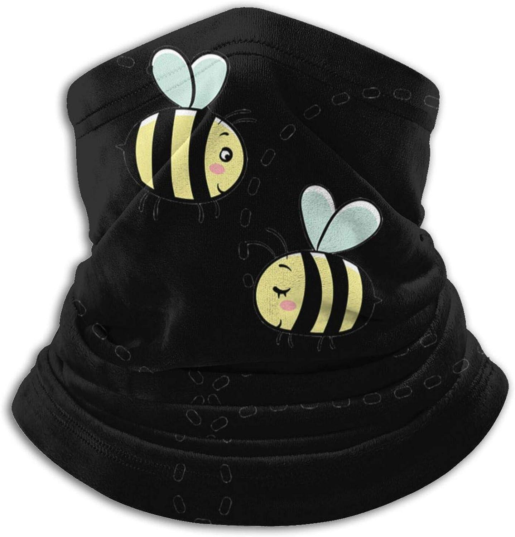 Winter Neck Gaiter Warmer Soft Face Mask Scarf KcKeSkUTL7 Outdoor Sports Neck Warmer Headwear for Men Women Black