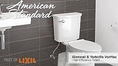 Niagara 77001whco1 Stealth 0 8 Gpf Toilet With Elongated