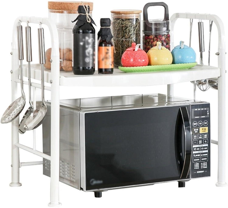Jian E- Storage Rack - Kitchenware Storage Rack Microwave Oven Storage Rack (Size  63X37X56.5cm)