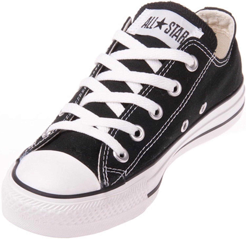 Converse Unisex Chuck Taylor All Star Ox Basketball shoes (14 D(M) US Men, Black)