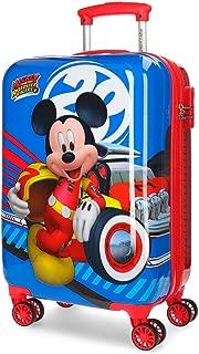 Disney Maleta de cabina Mickey World rígida 55cm,