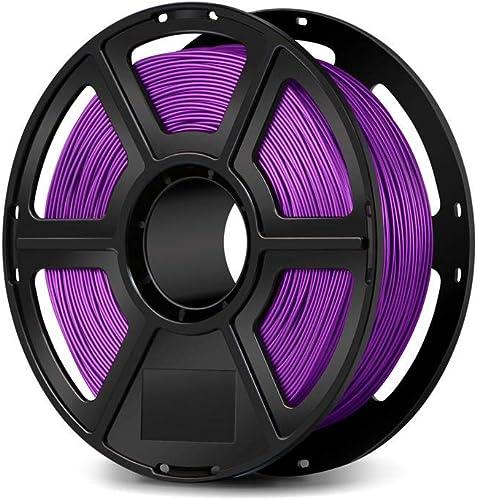 Flashforge PLA 1.75 3D Printer Filament by WOL-3D (Purple)