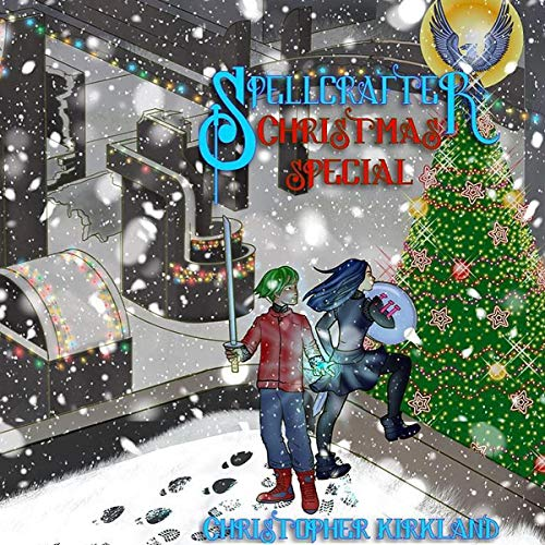 Spellcrafter-Christmas Special audiobook cover art