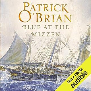 Blue at the Mizzen cover art