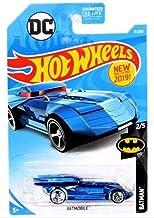 Hot Wheels 2019 DC Batman Batmobile 17/250, Blue