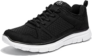 NewDenBer Men's Lightweight Cross-Traning Running Shoe