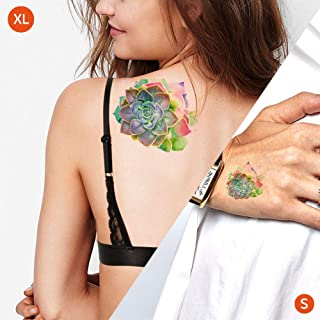 Succulent - Temporary tattoo