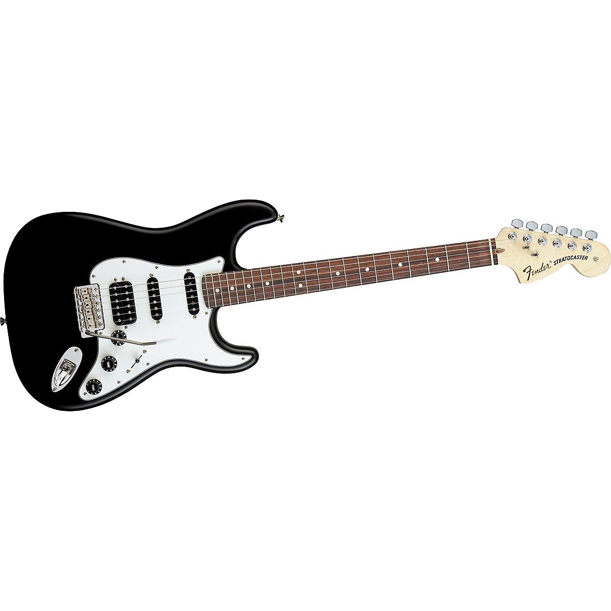 Fender Highway One Stratocaster HSS eléctrica guitarra diapasón de ...