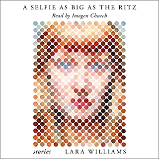 A Selfie as Big as the Ritz cover art