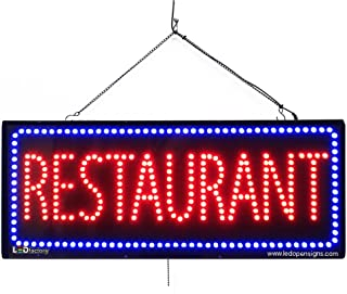 Best led restaurant signs Reviews