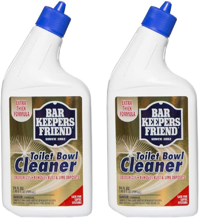 Max 61% OFF Bar Keepers Friend Toilet Bowl Cleaner - Each Safety and trust fl T Extra 24 oz