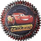 Wilton 50 Count Disney Pixar Cars 3 Cupcake Liners, Assorted
