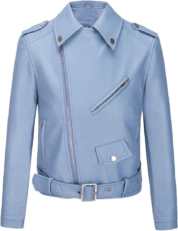 DayCrazyWomen Lapel Short Mini Solid Pocket ZipUp Long Sleeve Jacket Coat