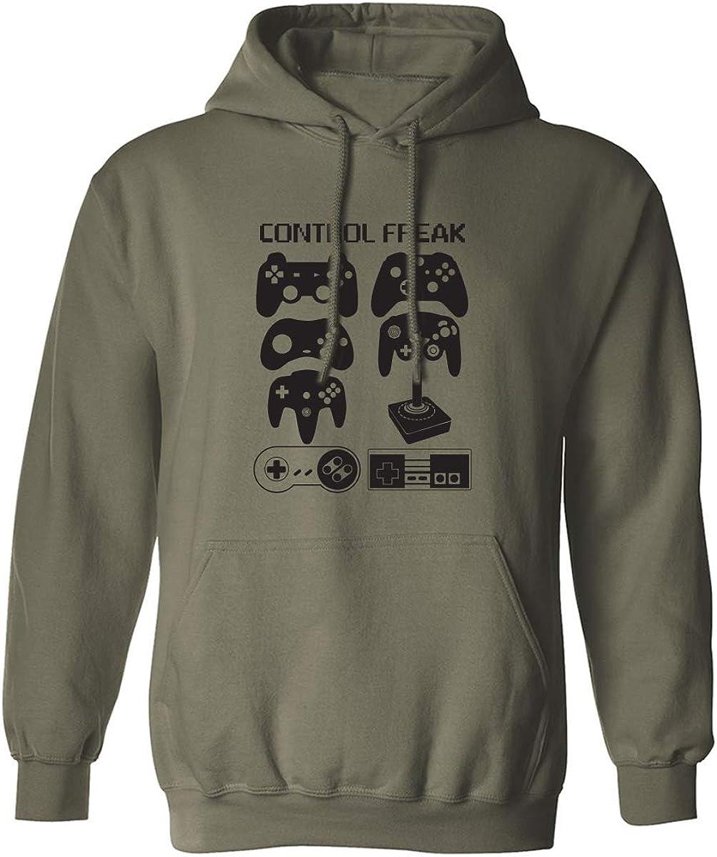 zerogravitee Control Freak Adult Hooded Sweatshirt