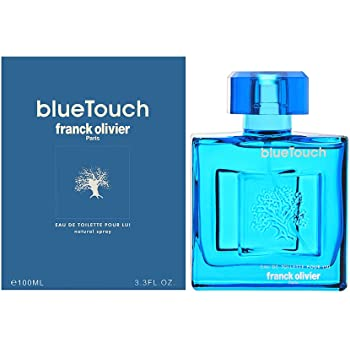 Blue Touch / Franck Olivier EDT Spray 3.3 oz (100 ml) (m)