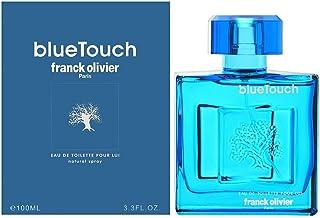 Blue Touch by Franck Olivier for Men Eau de Toilette 100ml