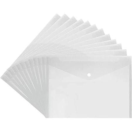 Cartella per documenti trasparente a fogli mobili in fogli A4 con foro a fungo A4 Cartella per ufficio portatile per ufficio 02