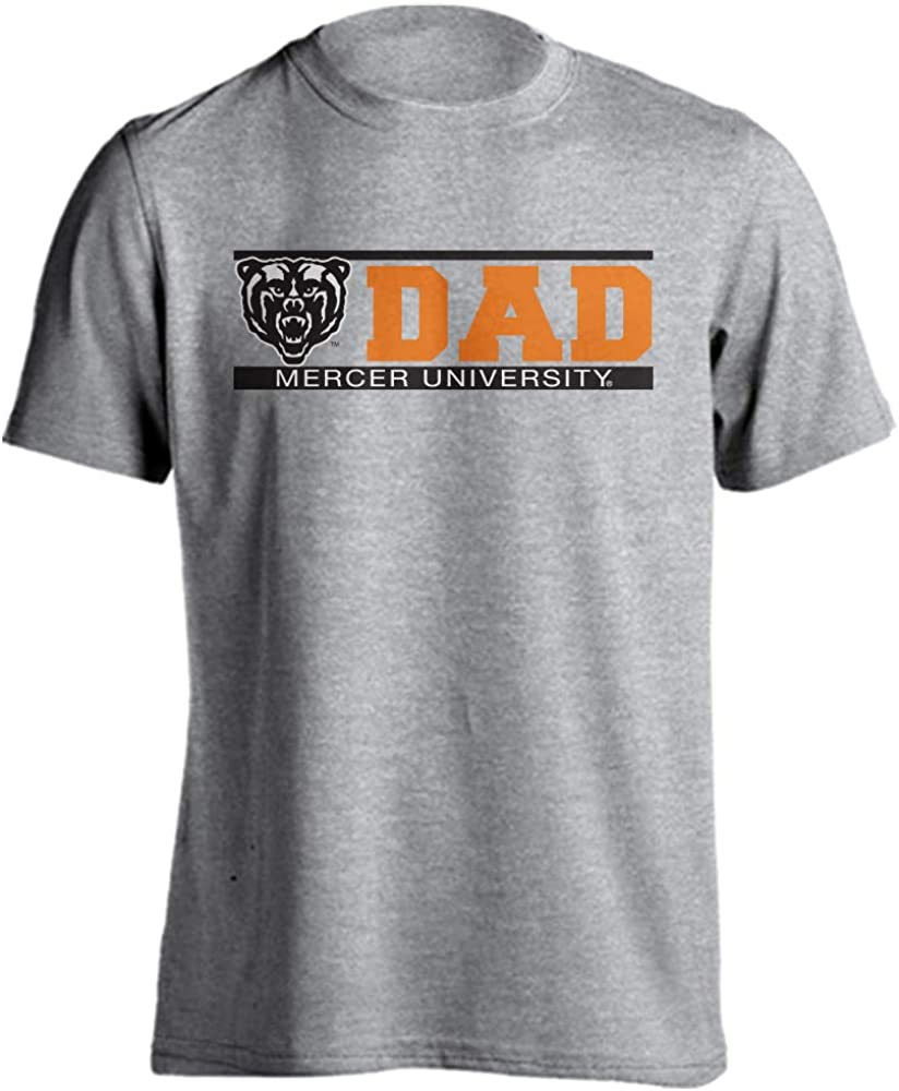 Sport Your Gear Mercer Bears Proud Parent Dad T-Shirt