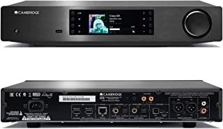 Cambridge Audio CXN (V2) Network Player DAC with WiFi Streaming Audio (Black)