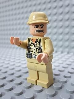 LEGO Minifig Indiana Jones_004 German Soldier_B
