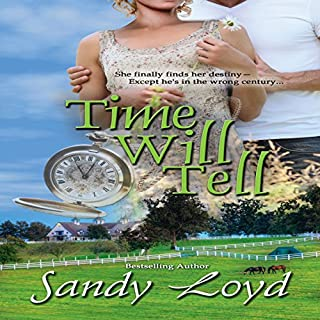 Time Will Tell cover art