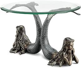 Mermaid Duet Table Server/Candleholder