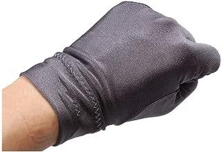 Gants de billard /à 3 doigts Adultes Antid/érapant Trois Doigts De Billard Gants De Sport Snooker Gant De Queue De Billard Billard Tireur Gant for Hommes Femmes Couleur : C1 , Taille : S-left hand