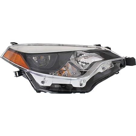 Headlight Headlamp Housing Repair Kit Left Side for Toyota Corolla 2014-On