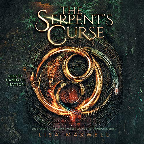The Serpent's Curse cover art