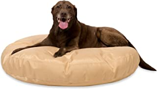 Best large dog bed round Reviews