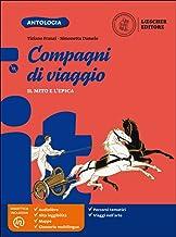 Scaricare Libri Compagni di viaggio. Mito ed epica. Per la Scuola media. Con e-book. Con espansione online. Con CD-ROM PDF