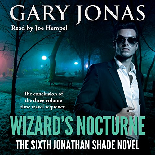 Wizard's Nocturne audiobook cover art