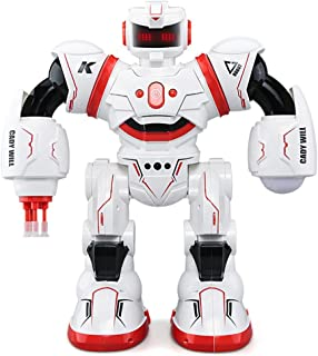 Dreamyth Fun K1 Kaidiweier Remote Control Intelligent Sensor Robot With Light Long Standby